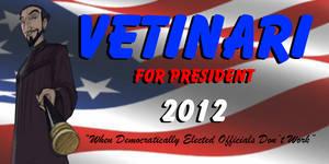 Vetinari for President by CKNelson