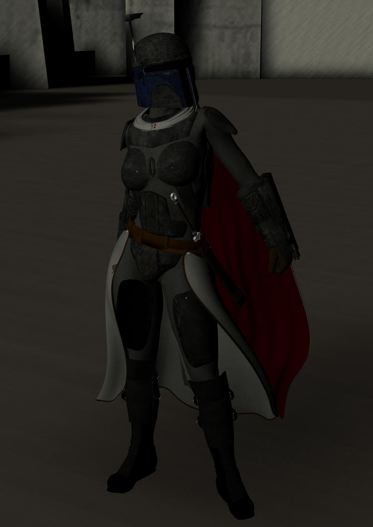Ma Azzameen alternate armour by Colonel-Azzameen
