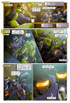 Scrambling Cores page 01