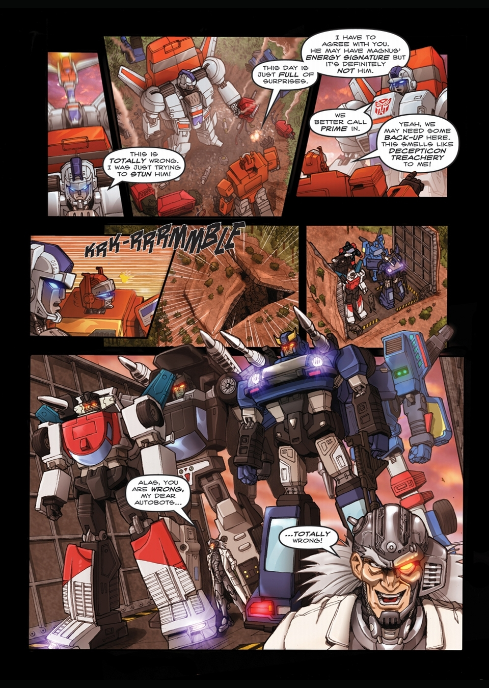 Attack of the DIAclones page 05