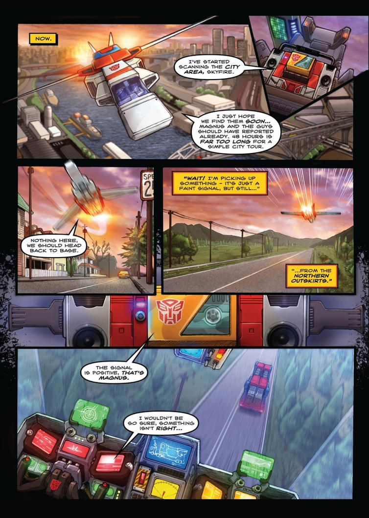 Attack of the diaclones page 02 by tf the lost seasons on for Table th tf 00 02