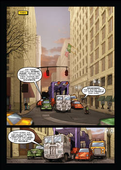 Attack of the DIAclones page 01