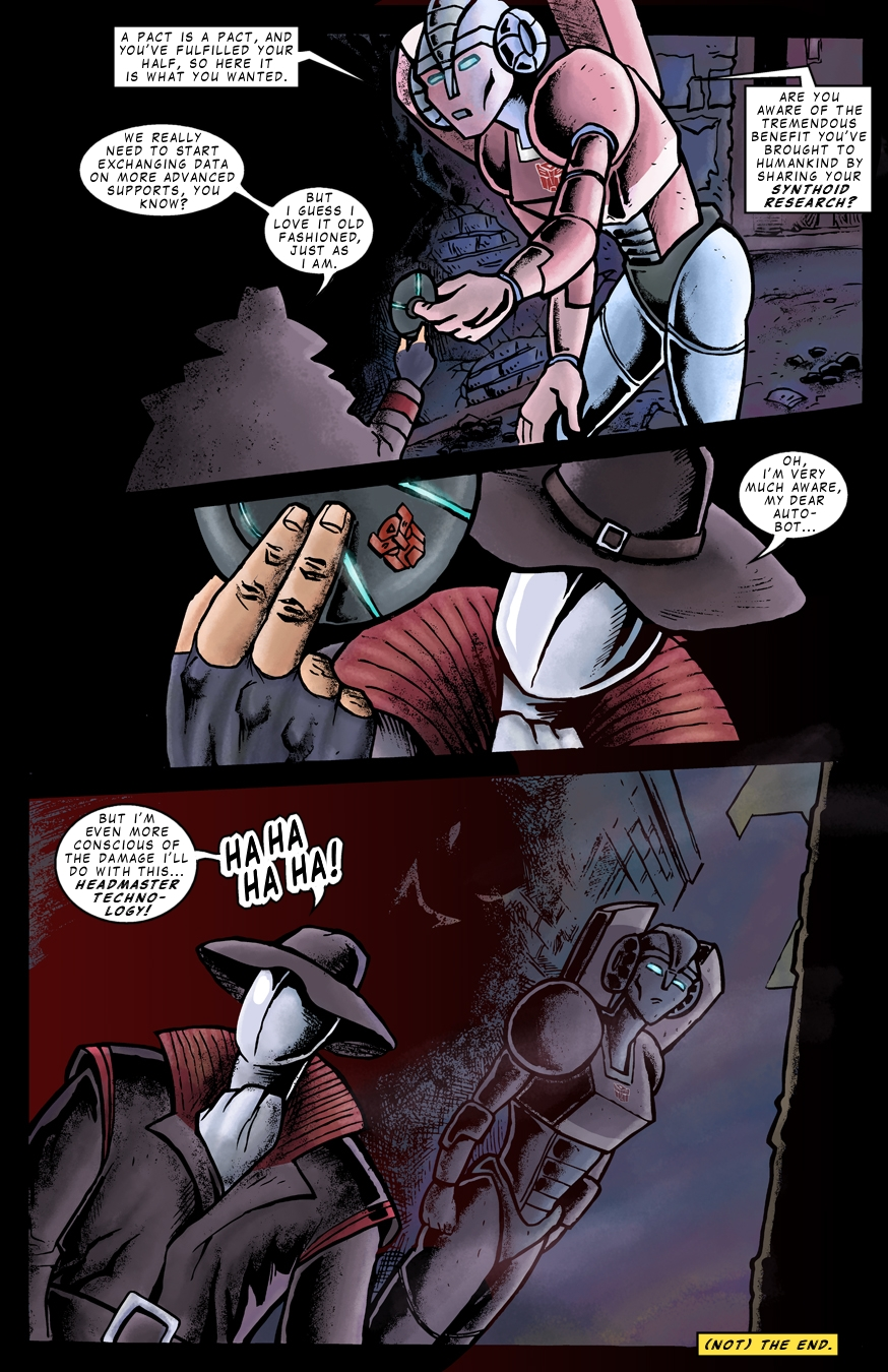 The Devil's Gift - page 6