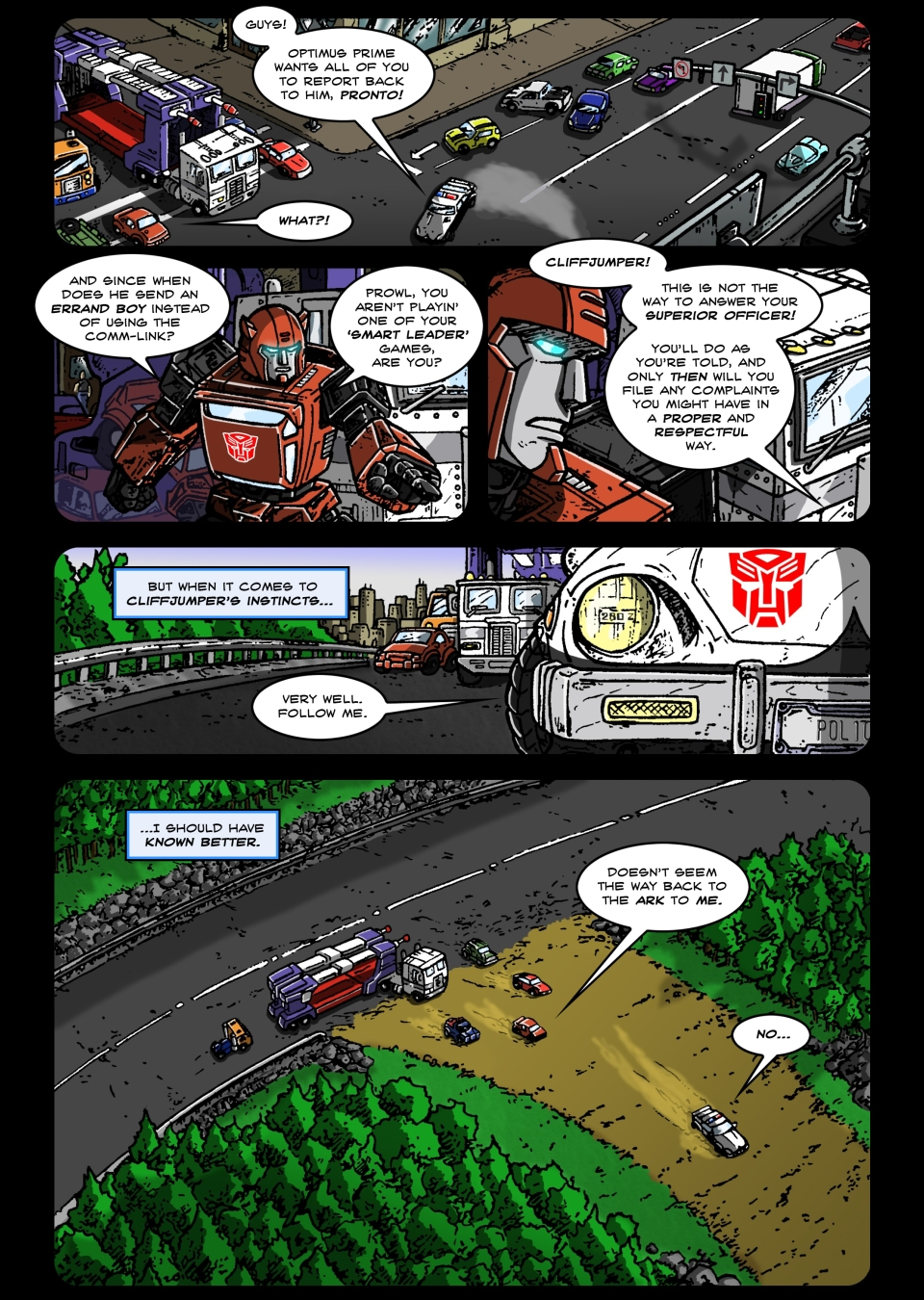Attack of the DIAclones page 07