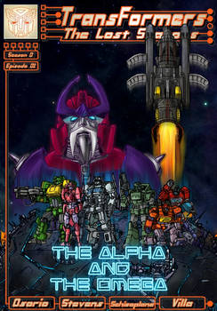 The Alpha and the Omega cover A