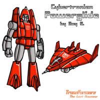 Cybertronian Powerglide by TF-The-Lost-Seasons
