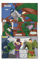 Fire at the Core: Home Alone page 02 by TF-The-Lost-Seasons