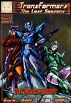 The Queen's Gambit Cover B