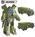 G1Bulkhead animation model