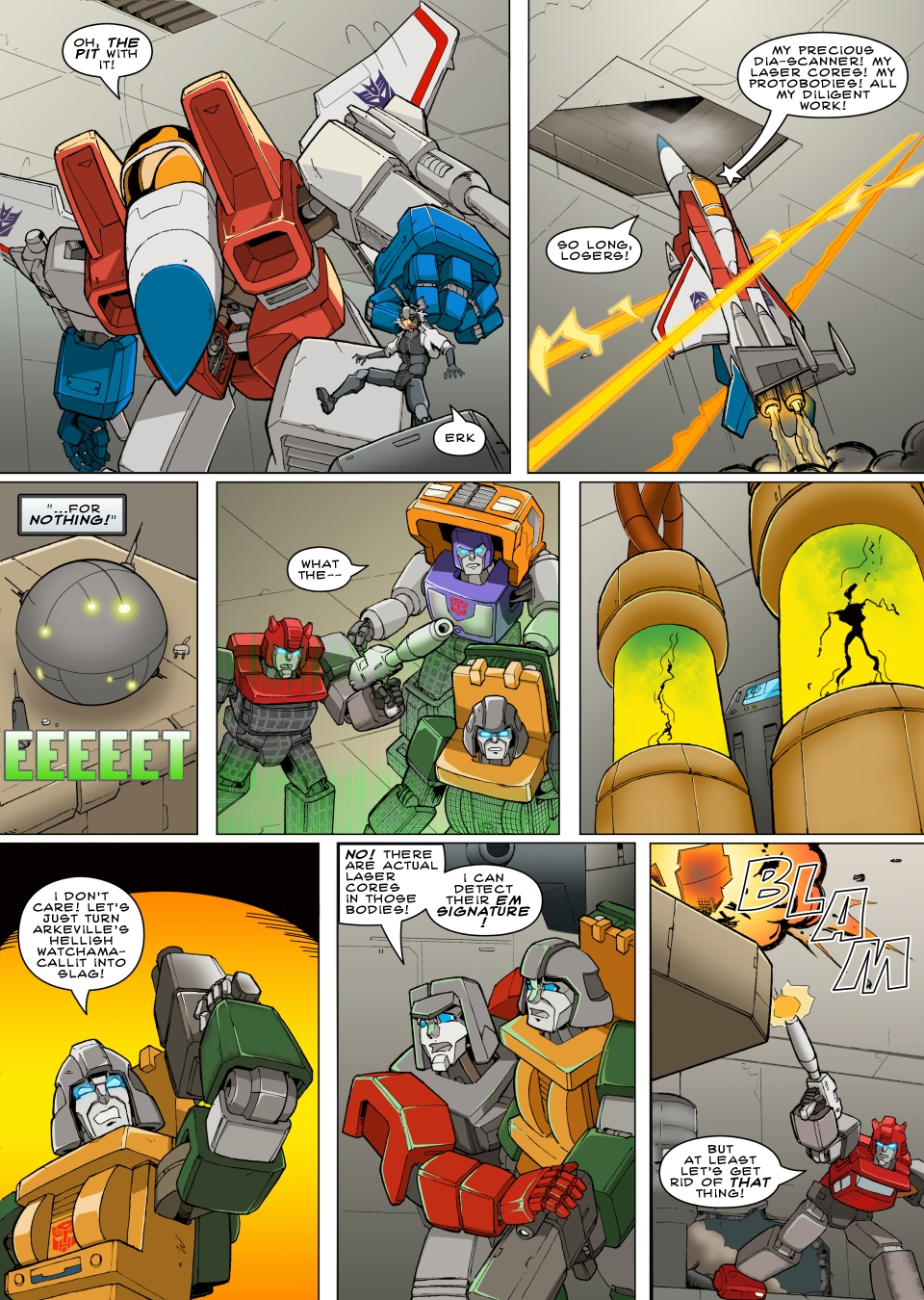 Attack of the DIAclones page 23