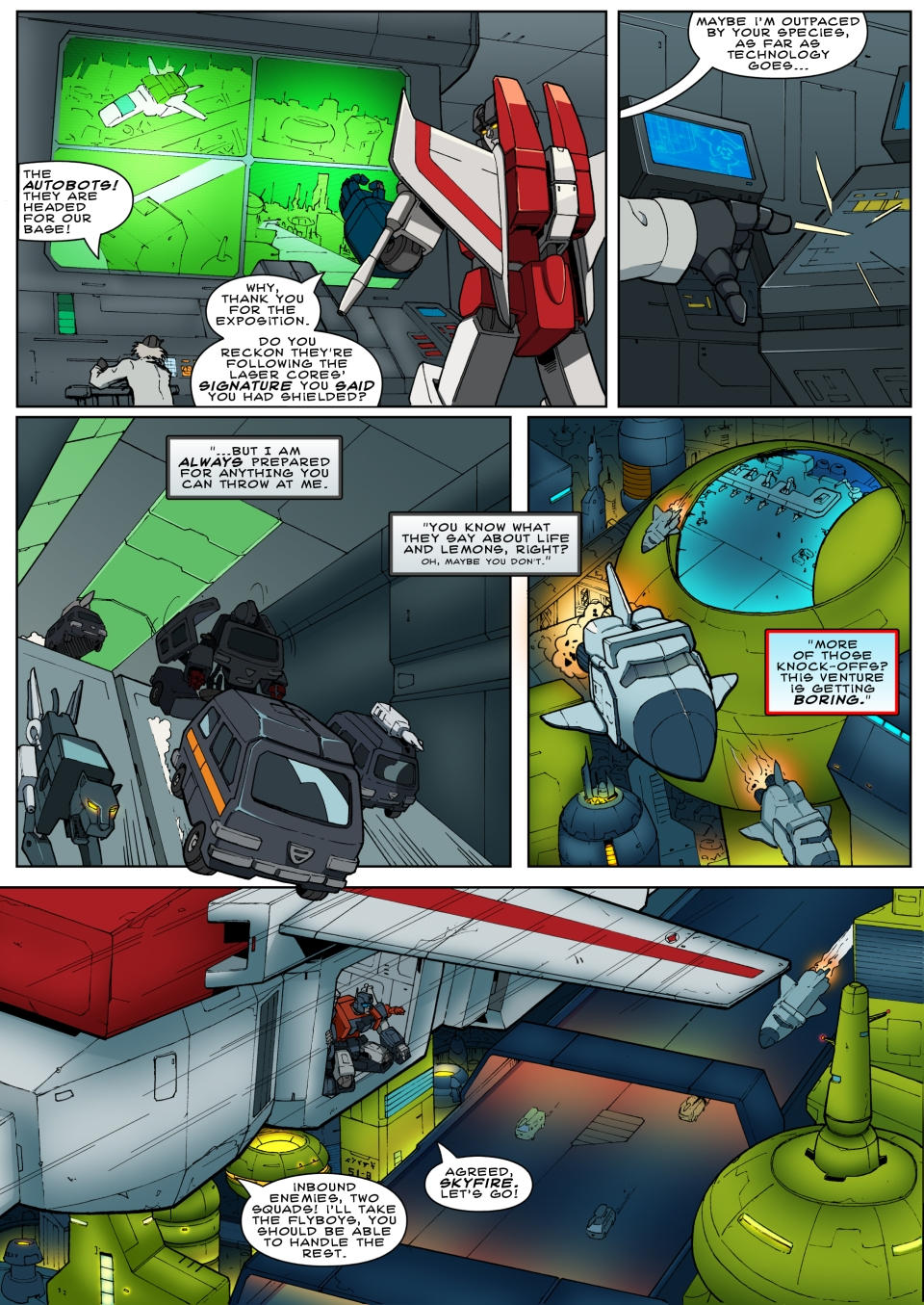 Attack of the DIAclones page 20