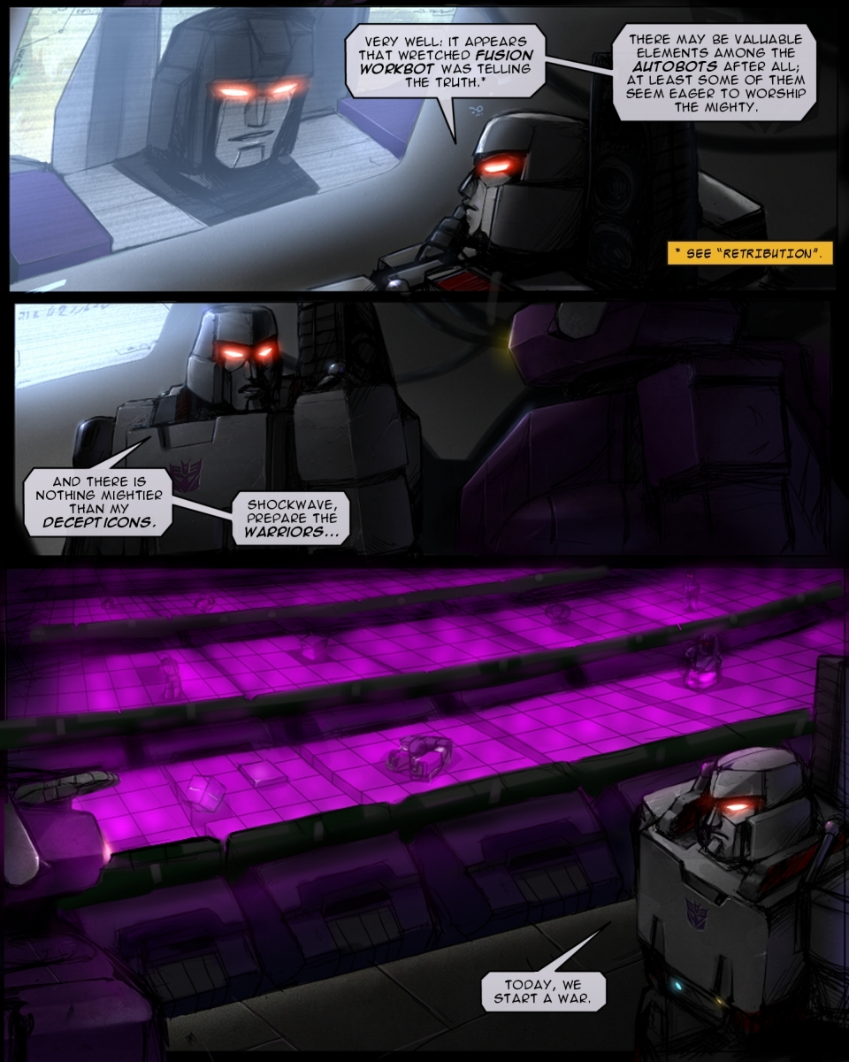 Worship the Mighty page 04 by TF-The-Lost-Seasons