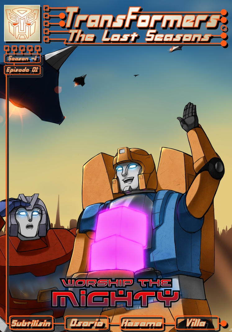 Transformers News: Creative Round-up 27 October 2013