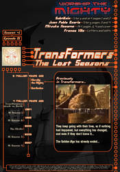Worship the Mighty intro page by TF-The-Lost-Seasons