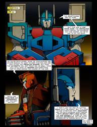 Transwarp: Ravage page 01 by TF-The-Lost-Seasons