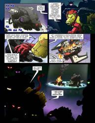 Transwarp: Ravage page 09 by TF-The-Lost-Seasons