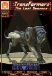 Transwarp: Ravage cover
