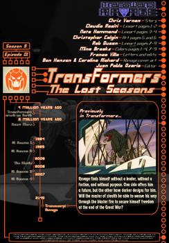 Transwarp: Ravage intro page