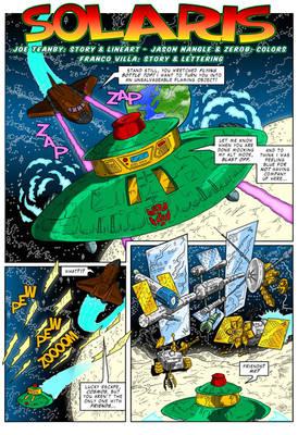 Solaris - page 1