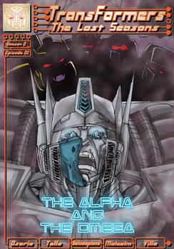 The Alpha and the Omega cover B