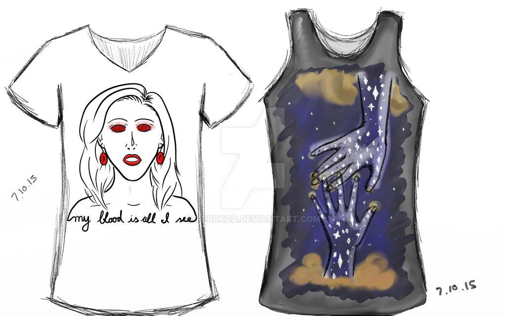 Shirts 1 by BlueNightVessel