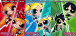 PPG ep. 9. Character Posters by foeri