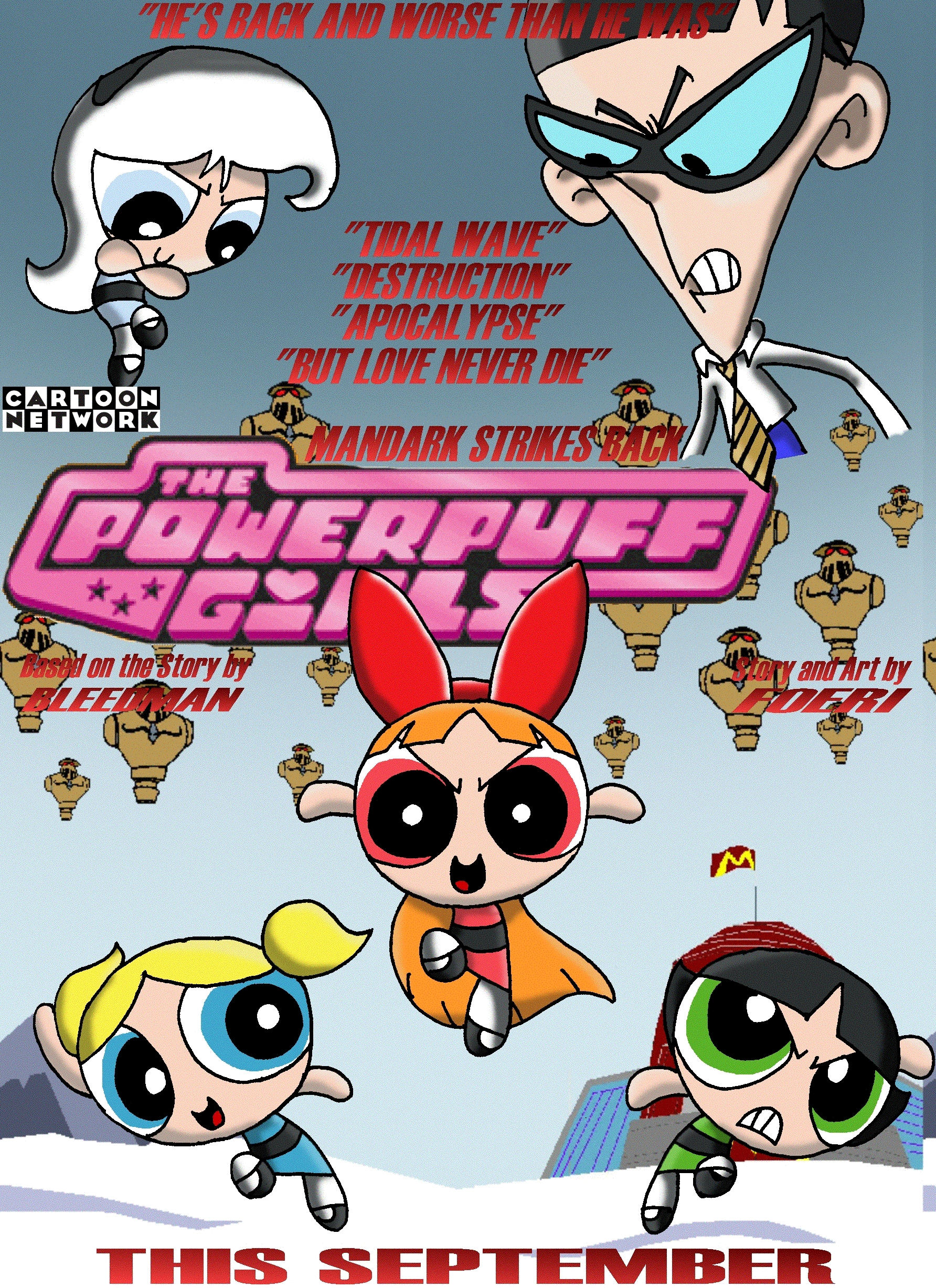 ppg2-poster by foeri