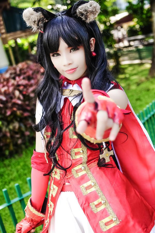 Kaleido Ruby - Rin Tohsaka 03 by kazereivolt