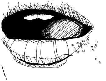 Lips by AGTrance