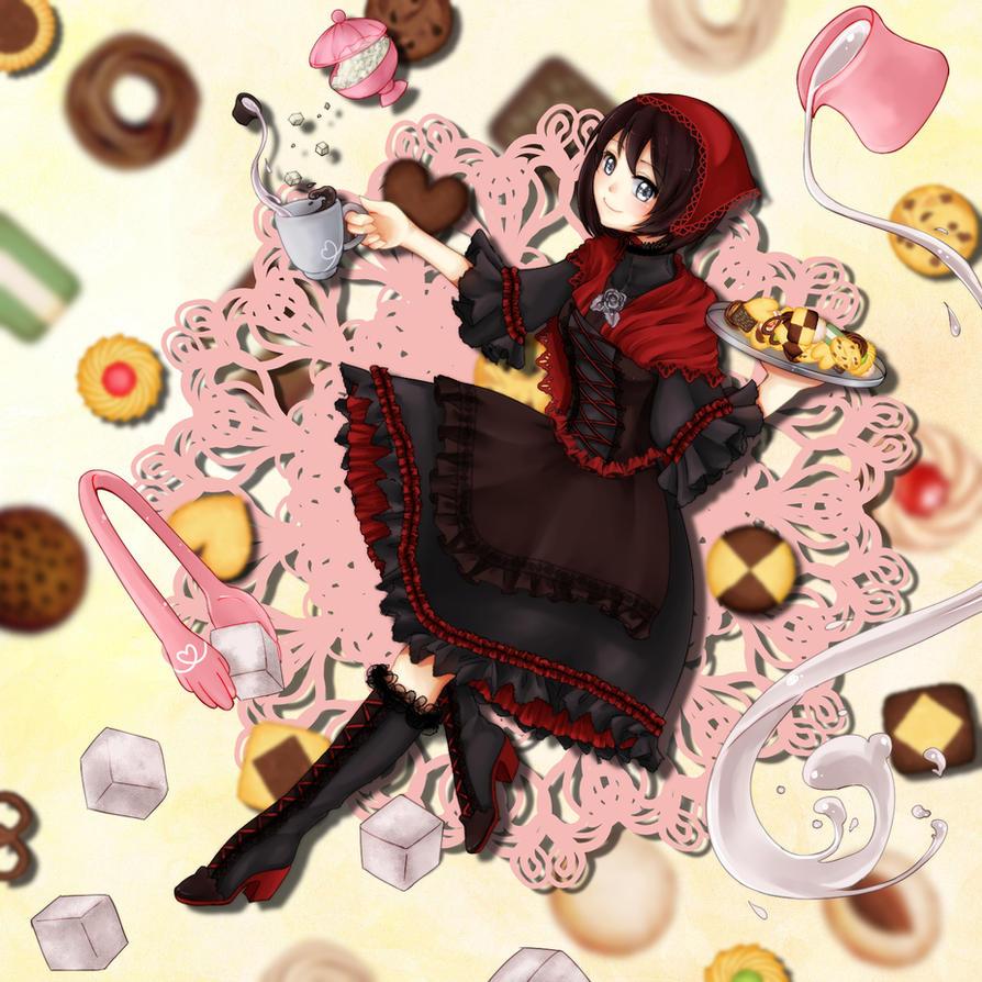 Ruby in CookieLand by ErinLaurant