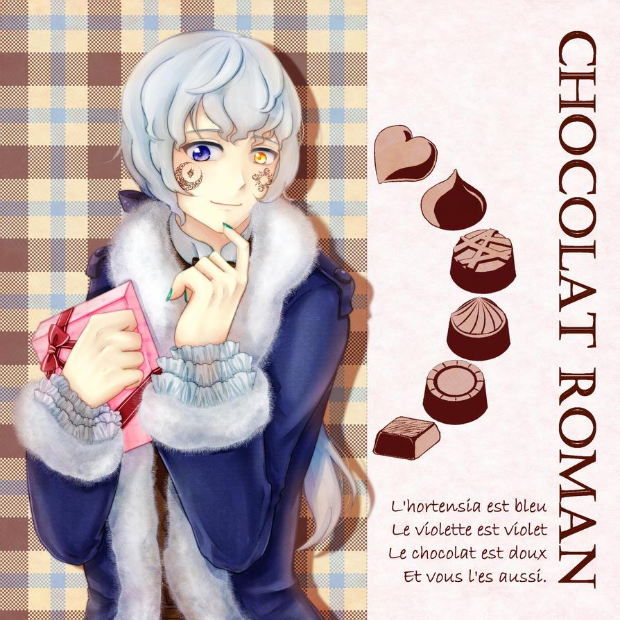 Chocolat Roman by ErinLaurant