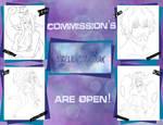 New Commission Sheet 2
