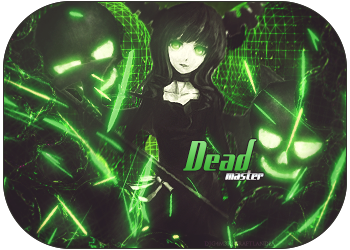 Dead Master Tag by DJG4M3R