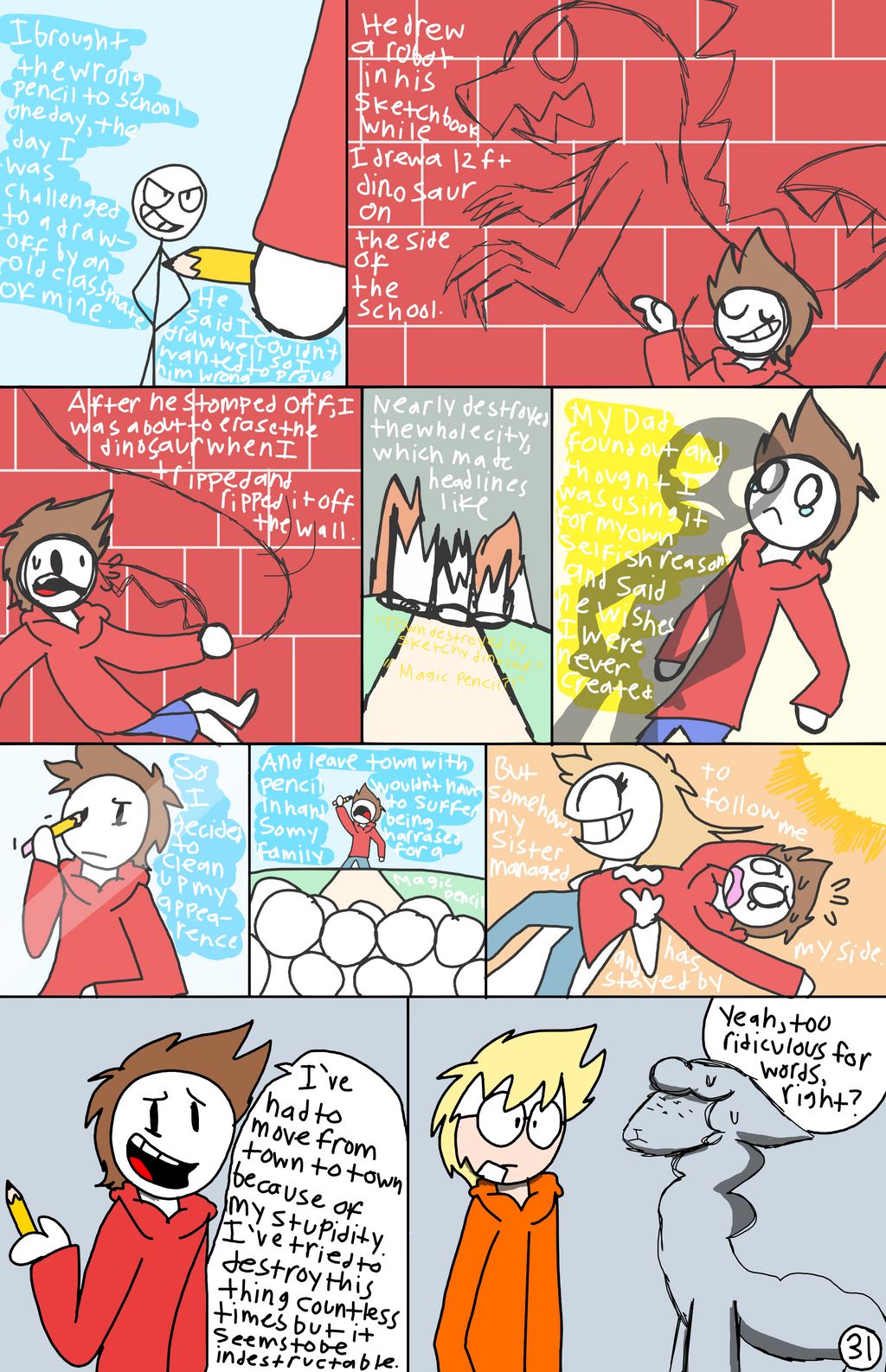 Imaginatives TNG: Pg.31 by MashyLOL