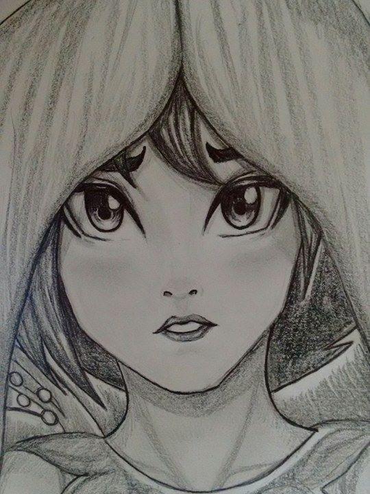 Ashi by KarenReyes