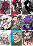 Spidey Sketch Cards