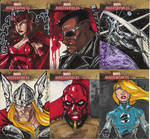 Marvel Masterpieces II 04 by Hodges-Art