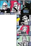 Star Wars Fan Days cards by Hodges-Art