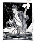 Indiana Jones Drafthouse art