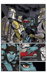 Clone Wars 13 Page 5 Colors