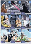 Star Wars FD1 cards