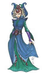 Duchess Satine from ACC by Hodges-Art