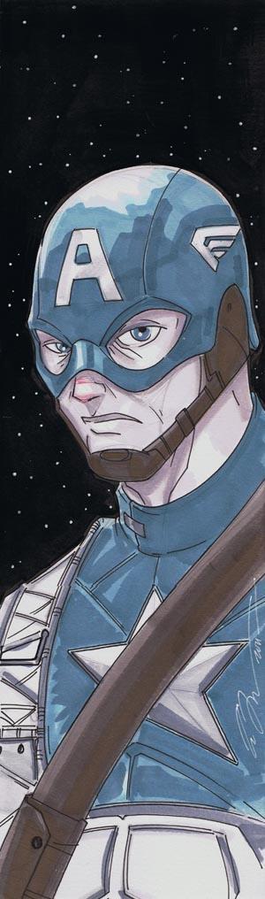 5x17 Captain America
