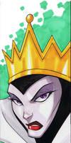 5x17 Evil Queen