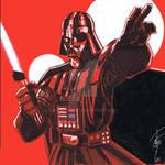 12x12 Darth Vader SLC
