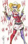 Arkham Asylum Harley Quinn