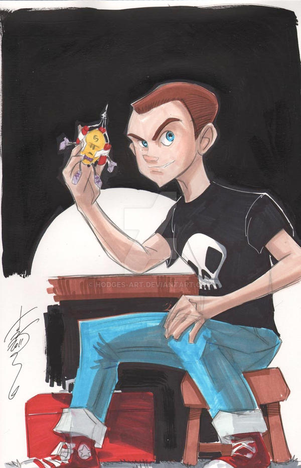 Sid From Toy Story By Hodges Art On Deviantart