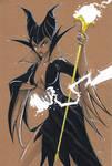Maleficent WonderCon Sketch