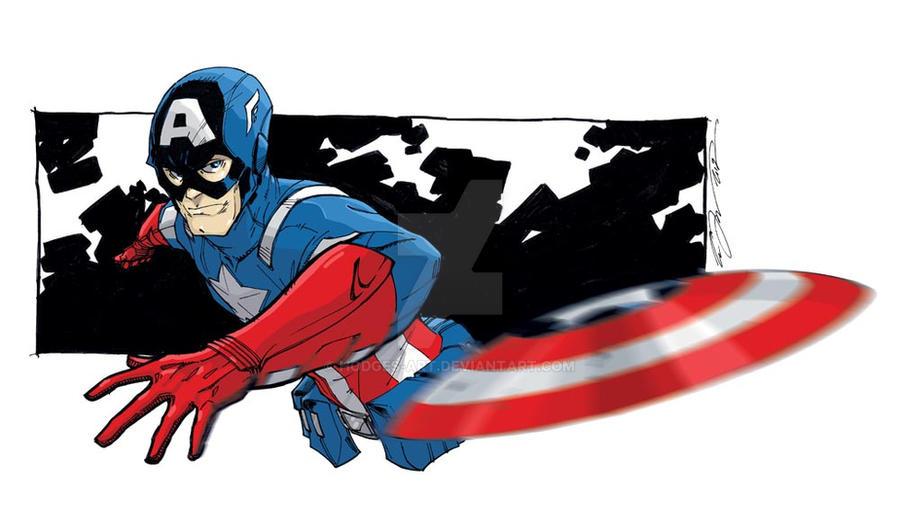 Captain America AMV by Hodges-Art