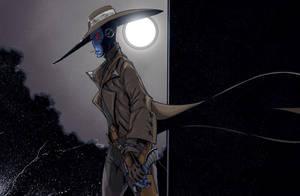 Cad Bane SW Insider Sept 2012 COLORS by Hodges-Art